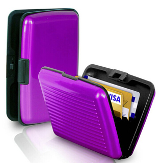1 NEW SECURITY Wallet RFID Protection!