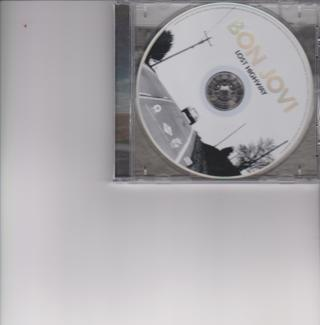 Bon Jovi  (cd only)