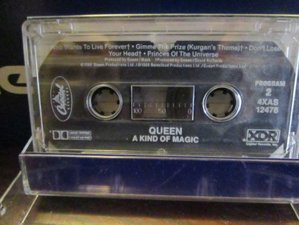 Queen: A Kind of Magic - Cassette