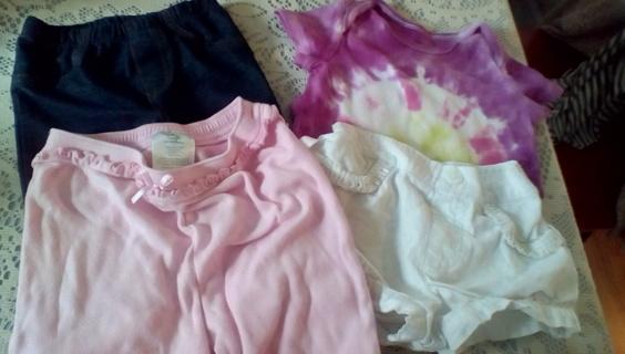Infant Girls Size (3-9) Months Clothing: EUC