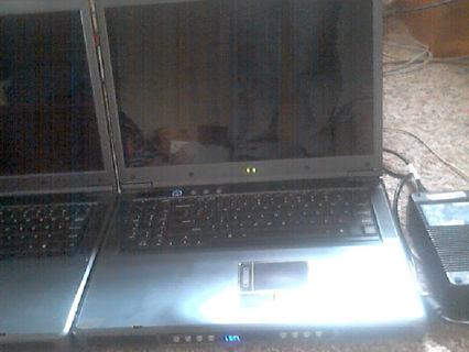 2 Alienware Laptops (Non-Working)