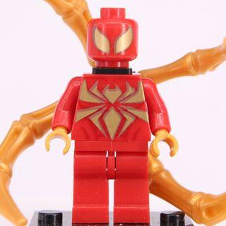 New Spider Man Minifigure Building Toy Custom Lego