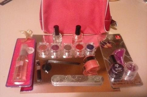HUGE Make-up/nail Lot