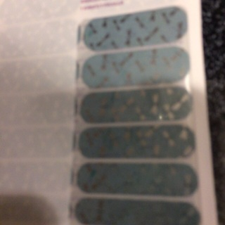 Brand new. Jamberry wraps 14 of them total full sheets