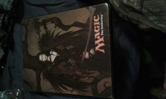 Mtg book full of rares