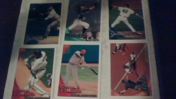 15 2010 Topps Baseball Cards