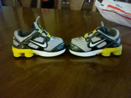 Free  Boys size 5 Infant Toddler NIKE SHOX shoes - Baby Clothes ... 4456cc72a