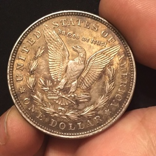 STUNNING MORGAN DOLLAR