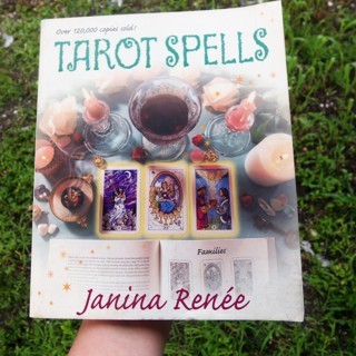 TAROT SPELLS ☽✪☾ Wicca Witchcraft Magick Divination Pagan Witch ☽✪☾ Free Shipping