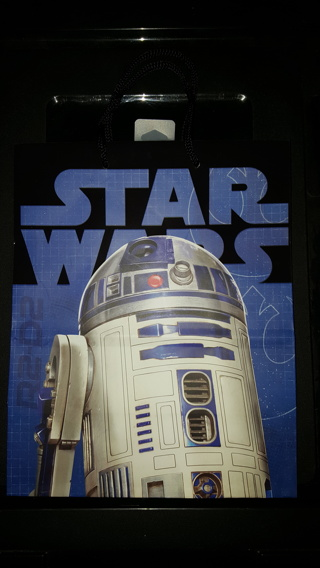 12 X 8 Star Wars Gift Bag