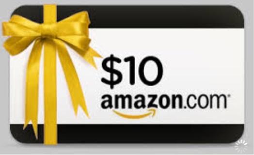 $10 Amazon Gift Card Code