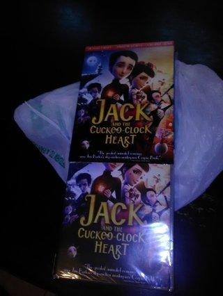 Brand New Jack & the Cuckoo-Clock Heart