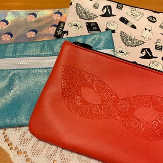 4 New Ipsy Makeup Bags