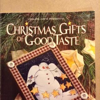 PB - Christmas Gifts Of Good Taste