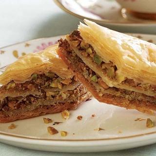 Layered Baklava  dessert  recipe  & 4 bonus  recipes