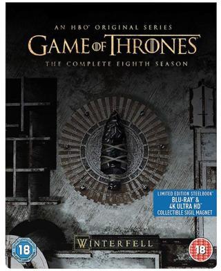 Game of Thrones (season 8) HD GOOGLE PLAY CODE