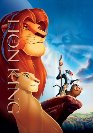 4K Disney's The Lion King (1994) MA code