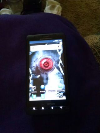 Motorola Droid Verizon cell phone