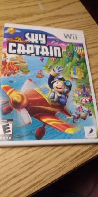 Sky captain nintendo wii game