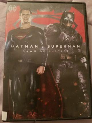 Batman vs Superman : Dawn of Justice Dvd