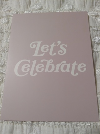 Notecards - Celebrate