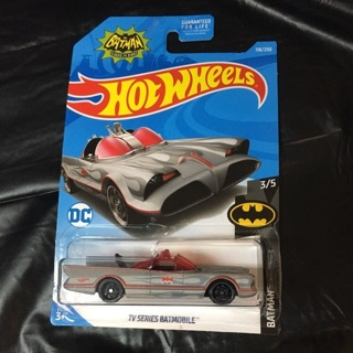 Hot Wheels - TV Series Batmobile (Batman - 3/5)