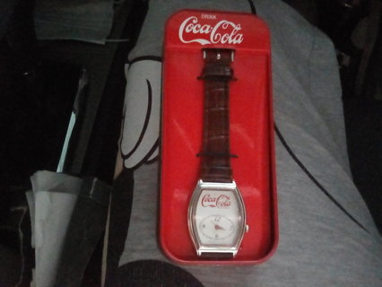 Coca-Cola Watch