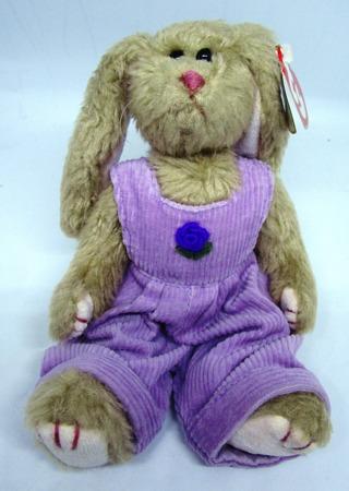 Ty Beanie Baby - The Attic Treasures Collection - Iris