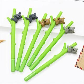 1Pcs Gel Pen Cute Pen Quality Stationary Kawaii School Supplies Gel Ink Pen School Stationary Offi