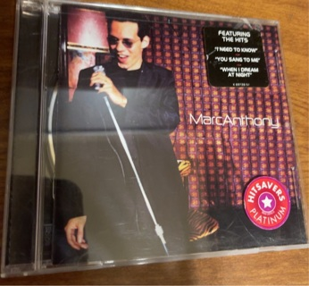 Marc Anthony CD