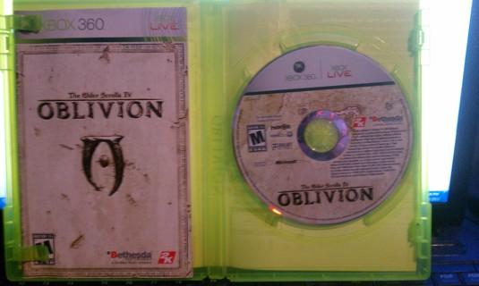 The Elder Scrolls IV: Oblivion + DLC