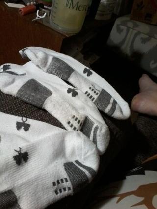 2 pair mens under armour socks