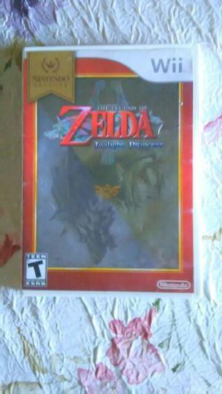 Legend of Zelda Twilight Princess Game for Wii