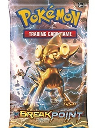 NEW Pokemon XY BREAKPOINT Booster Pack Pokemon Cards TCG Cards Games Hobbies Collectibles