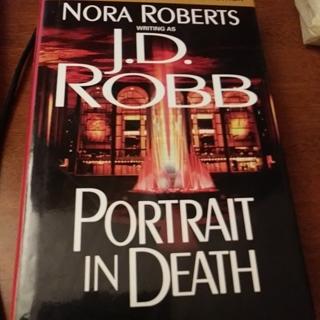 Portrait in Death- J.D. Robb, Nora Roberts- Hardcover