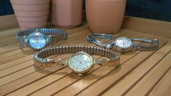 Three Watch Lot