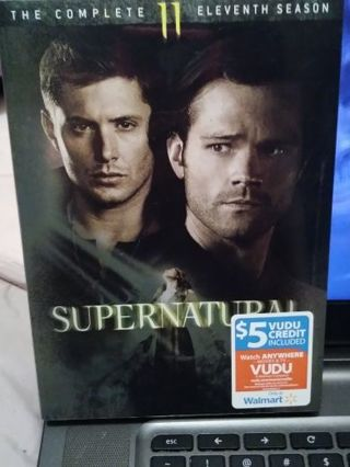 Supernatural season 11 new low gin!