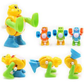 Clockwork Toys Animal Somersaults for Baby Infant Intelligence Wind Up Toys