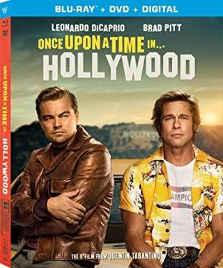 Once Upon A Time In Hollywood HD Digital Code