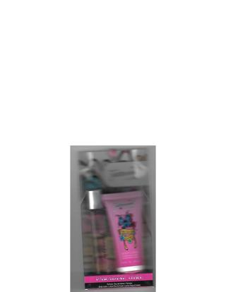 Tattooed By INKY New-Eau de parfum 0.3 oz and Body Lotion 0.9 oz. PARADISE GIRL