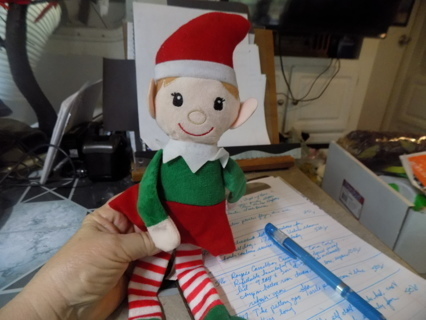 This Elf Needs a Home and Name