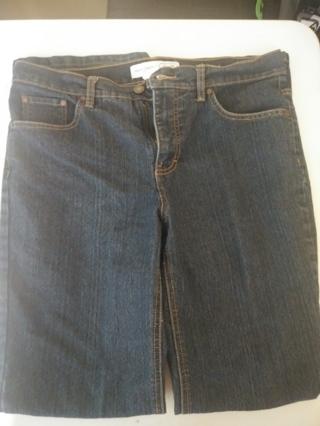 Women's jeans, size 8