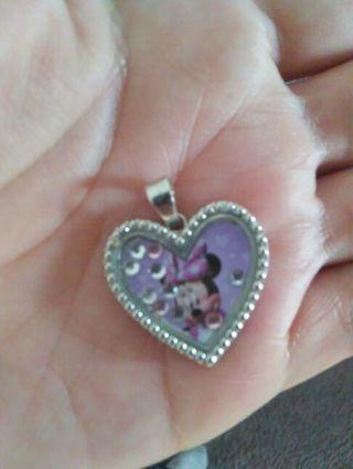 Minnie mouse charm