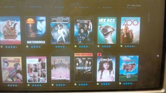 120 VUDU Disc to Digital Movies
