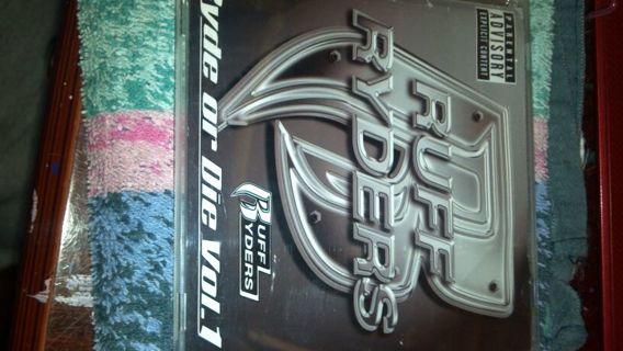 Free: Ruff Ryders / Ryde or Die Vol 1 - CDs - Listia com