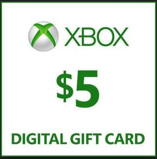 Free 1 5 00 Xbox E Gift Card Fast Delivery Online Game Code Xbox