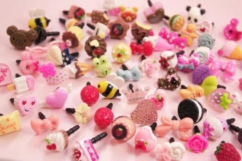 Kawaii handmade bidders request charm