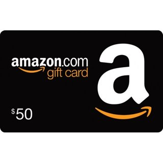 $50 Amazon Gift Card - Fast Delivery