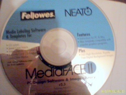 Free Neato Mediaface Design Sw Images Library Software Listia Com Auctions For Free Stuff