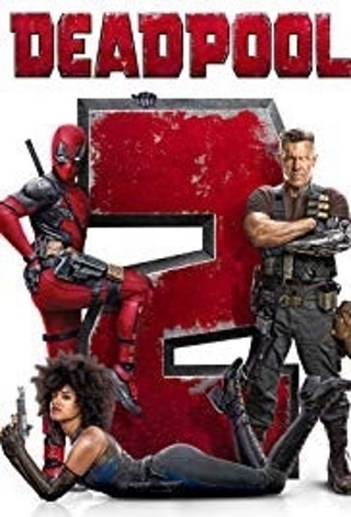 Deadpool 2 HD digital copy